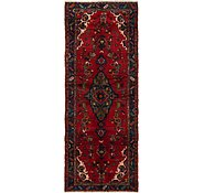 Link to 3' 9 x 9' 8 Roodbar Persian Runner Rug