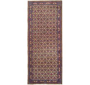 Link to 4' 4 x 10' Mahal Persian Runner Rug