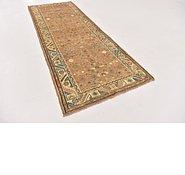 Link to 3' 8 x 10' 6 Hamedan Persian Runner Rug
