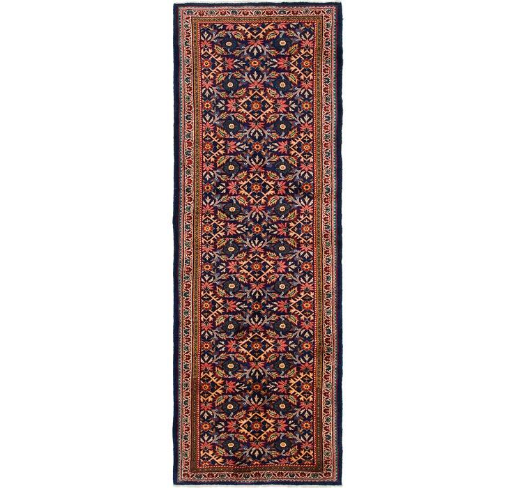 3' 8 x 10' 6 Mahal Persian Runner Rug