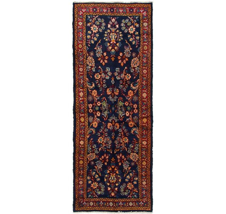 3' 4 x 9' 2 Mahal Persian Runner Rug