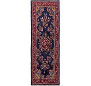 Link to 3' 5 x 10' Mahal Persian Runner Rug
