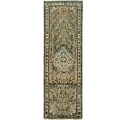 Link to 3' 7 x 11' Hamedan Persian Runner Rug