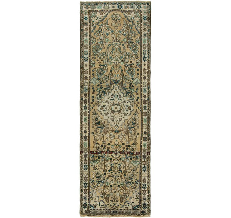 3' 7 x 11' Hamedan Persian Runner ...