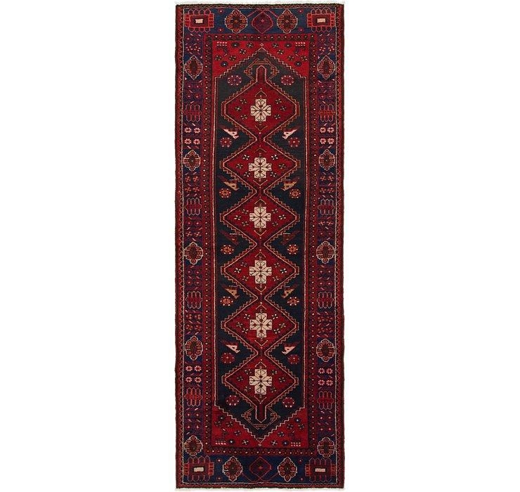 105cm x 300cm Saveh Persian Runner Rug