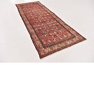 Link to 3' 7 x 9' 4 Hamedan Persian Runner Rug