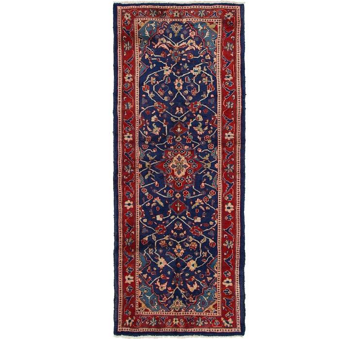 3' 10 x 9' 8 Mahal Persian Runner Rug