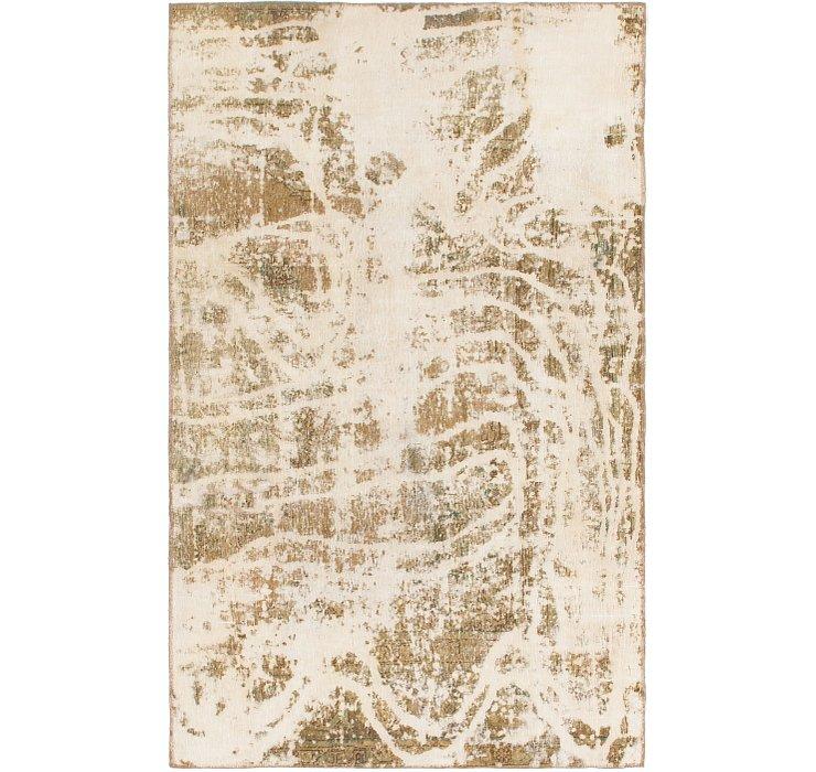5' x 8' 3 Ultra Vintage Persian Rug