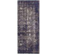 Link to 4' 6 x 11' Ultra Vintage Persian Runner Rug