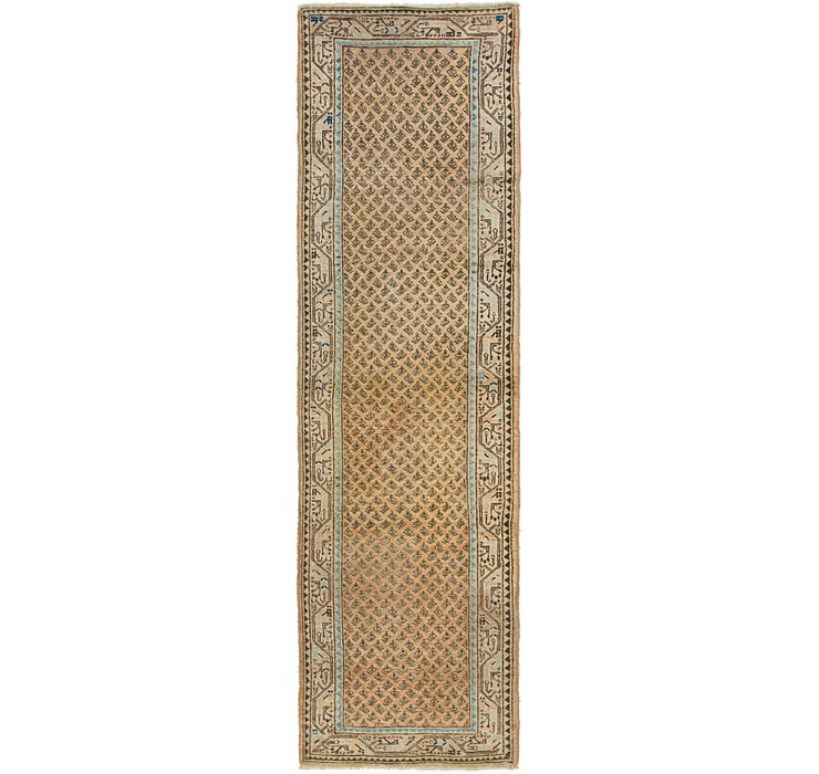 2' 9 x 10' Botemir Persian Runner ...