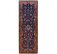 Link to 3' 5 x 10' 4 Mahal Persian Runner Rug