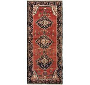 Link to 4' x 9' 7 Hamedan Persian Runner Rug