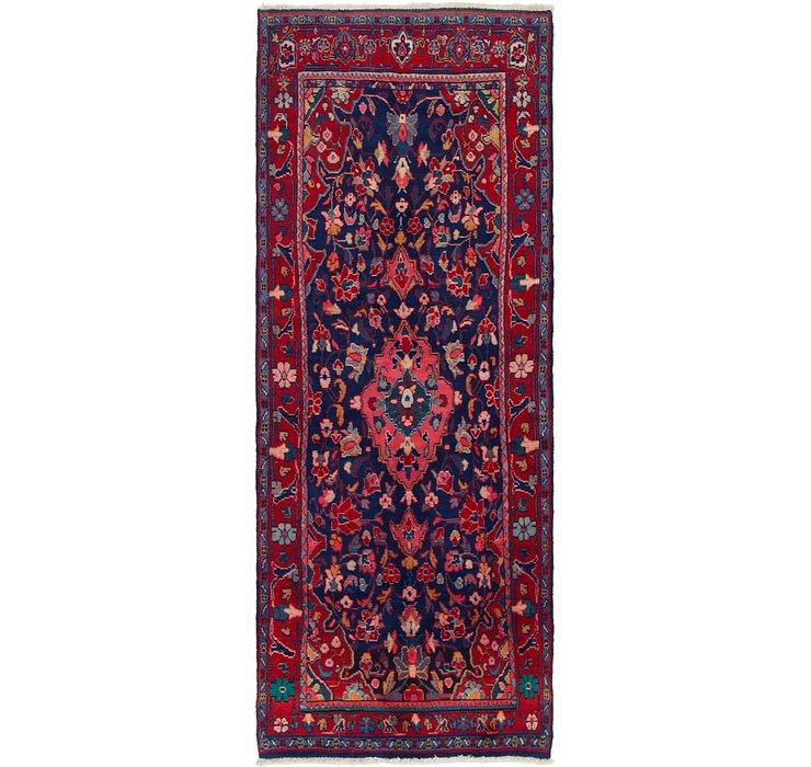 112cm x 300cm Mahal Persian Runner Rug