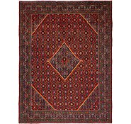Link to 9' 7 x 12' 7 Mahal Persian Rug
