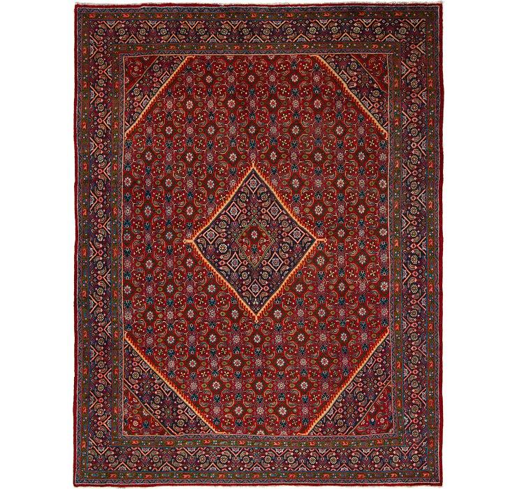292cm x 385cm Mahal Persian Rug