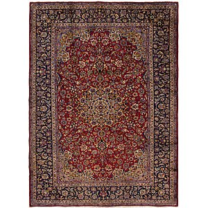 Link to 9' 10 x 13' 4 Isfahan Persian Rug item page