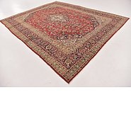 Link to 9' 6 x 12' 3 Kashan Persian Rug