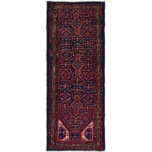3' 2 x 8' 2 Mazlaghan Persian Runne...