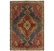 Link to 3' 6 x 5' 3 Tabriz Persian Rug