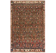 Link to 3' x 4' 4 Hamedan Persian Rug