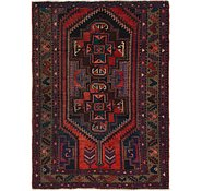 Link to 4' 2 x 5' 7 Saveh Persian Rug