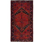 Link to 3' 10 x 7' Zanjan Persian Rug