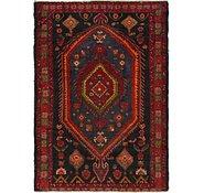 Link to 4' 3 x 6' 3 Zanjan Persian Rug