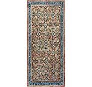 Link to 4' 4 x 10' 1 Farahan Persian Runner Rug