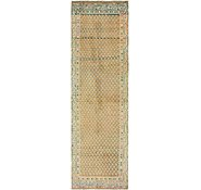 Link to 3' x 10' 2 Farahan Persian Runner Rug