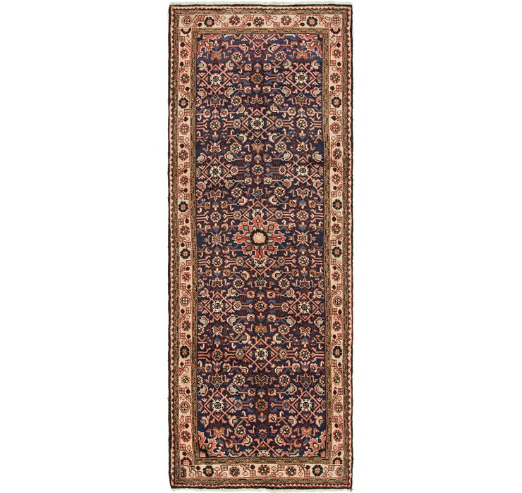 3' 4 x 9' 6 Malayer Persian Runner ...