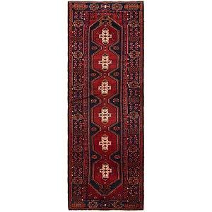 105cm x 305cm Saveh Persian Runner Rug