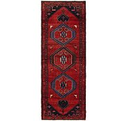 Link to 3' 8 x 10' Hamedan Persian Runner Rug