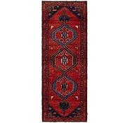 Link to 112cm x 305cm Hamedan Persian Runner Rug