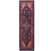 Link to 3' 3 x 11' Mahal Persian Runner Rug