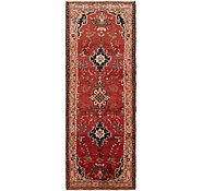 Link to 3' 5 x 9' 10 Hamedan Persian Runner Rug