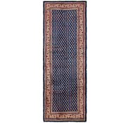 Link to 3' 6 x 10' 7 Farahan Persian Runner Rug