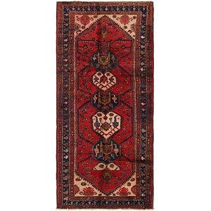 Link to 3' 3 x 7' 7 Khamseh Persian Runner... item page