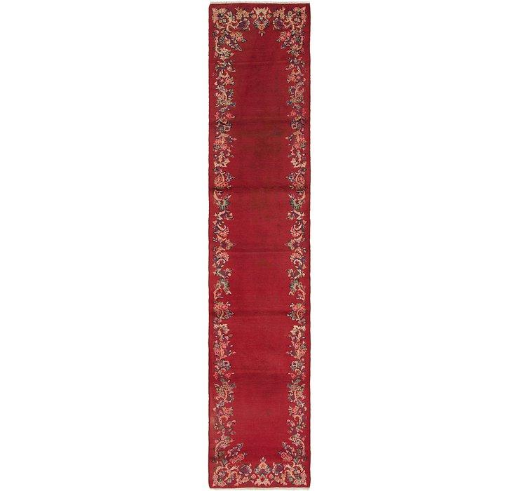 2' 7 x 13' 8 Tabriz Persian Runner Rug