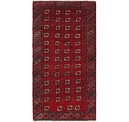 Link to 4' x 7' 6 Shiraz-Lori Persian Runner Rug