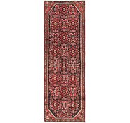 Link to 2' 10 x 8' 3 Hossainabad Persian Runner Rug