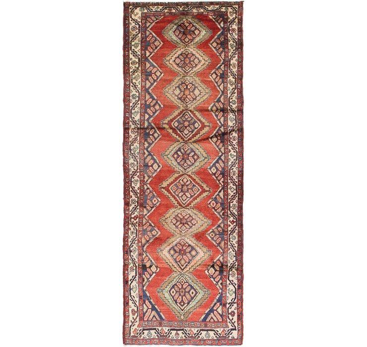3' 3 x 9' 2 Chenar Persian Runner Rug