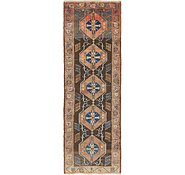 Link to 3' 4 x 10' Saveh Persian Runner Rug