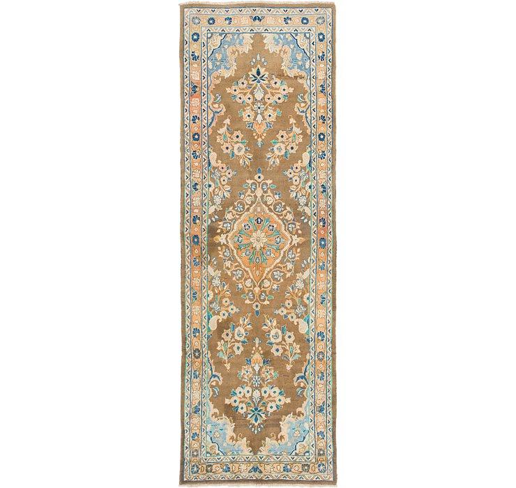 110cm x 340cm Mahal Persian Runner Rug