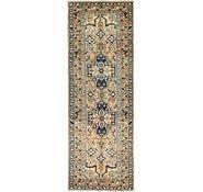 Link to 105cm x 295cm Hamedan Persian Runner Rug