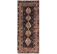 Link to 110cm x 275cm Senneh Persian Runner Rug