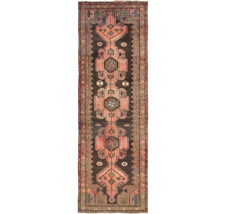 102cm x 305cm Saveh Persian Runner Rug