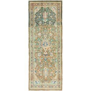 4' x 10' 3 Mahal Persian Runner Rug