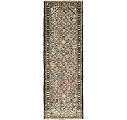 Link to 3' 7 x 11' 2 Hossainabad Persian Runner Rug