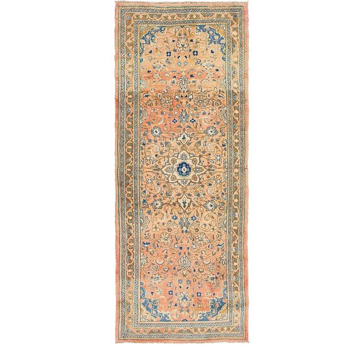 4' 2 x 10' 6 Mahal Persian Runner Rug