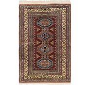 Link to 4' 3 x 6' 6 Kars Oriental Rug